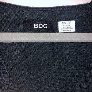 Dark Green BDG Top